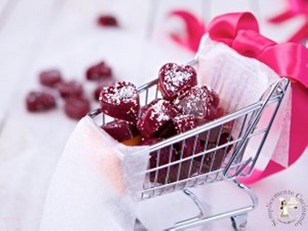 gelatine di rape rosse