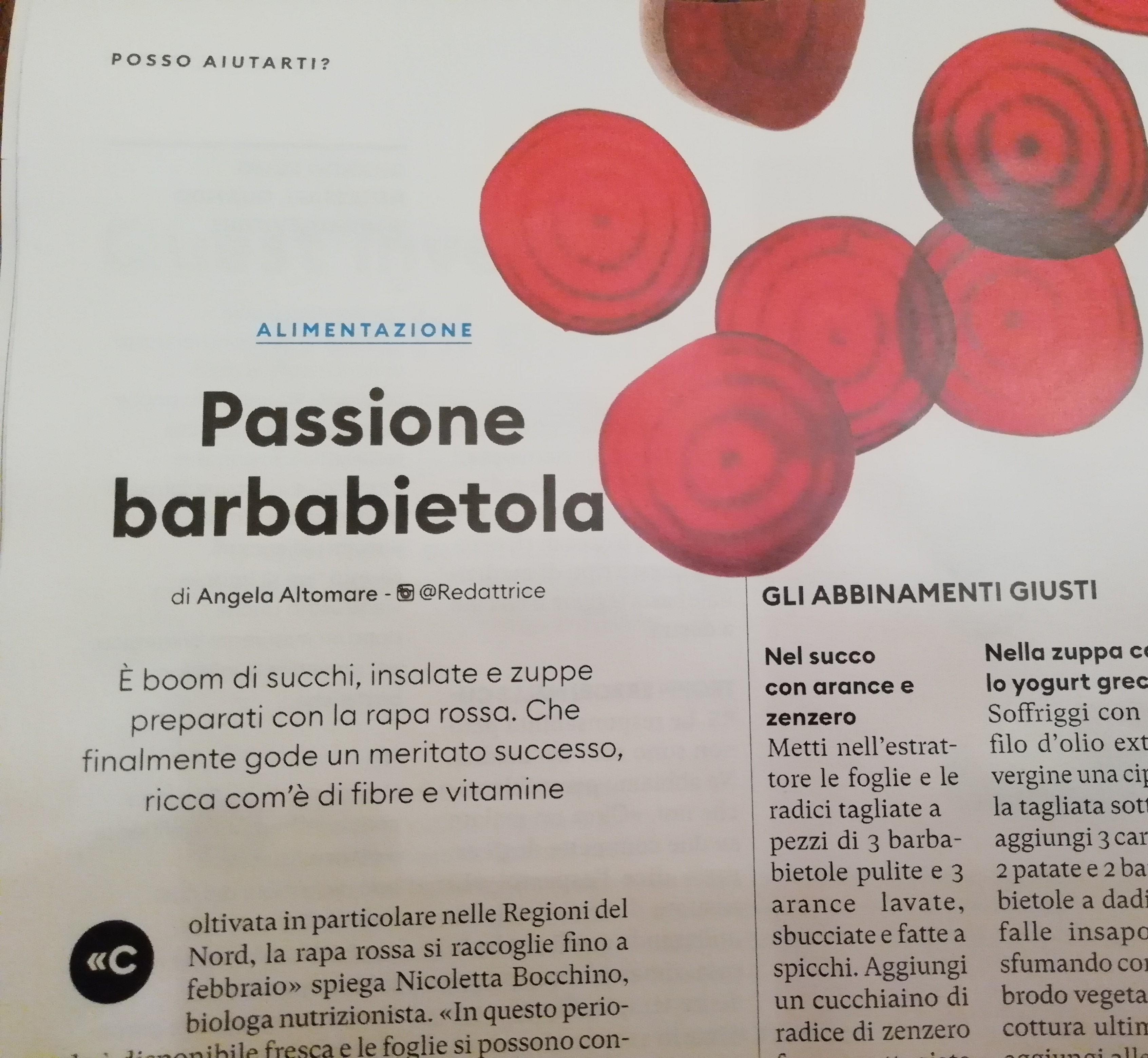 Passione Barbabietola